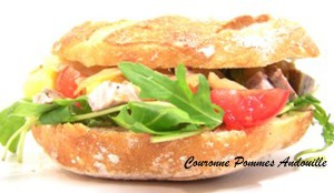 Couronne Pomme Andouille