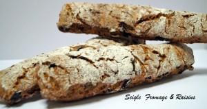 Seigle Fromage Raisins